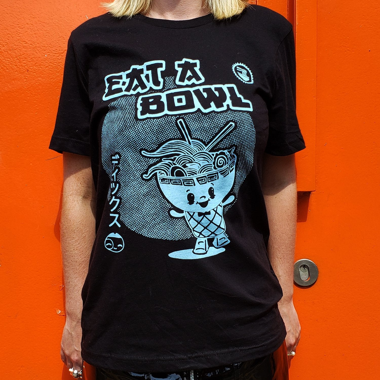 EAT A BOWL SAXTEES T-Shirt