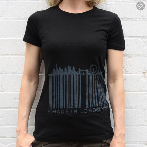 MADE IN LONDON SAX T SHIRT