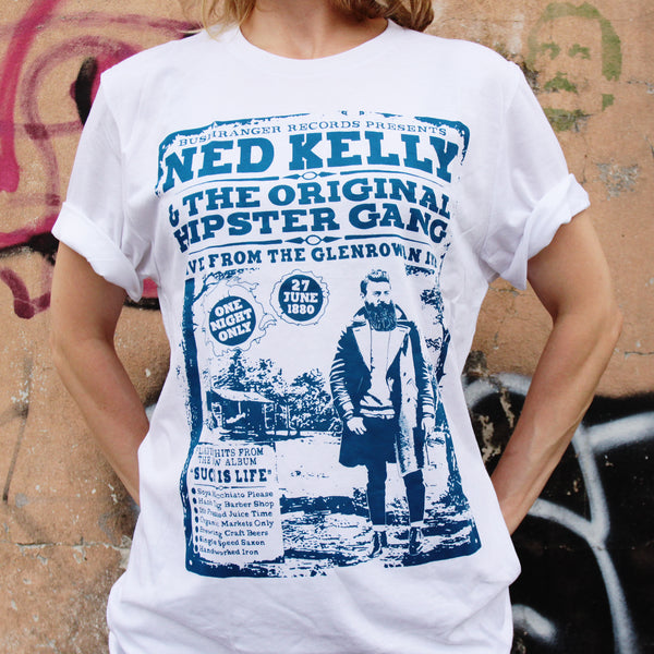 NED KELLY'S HIPSTER GANG