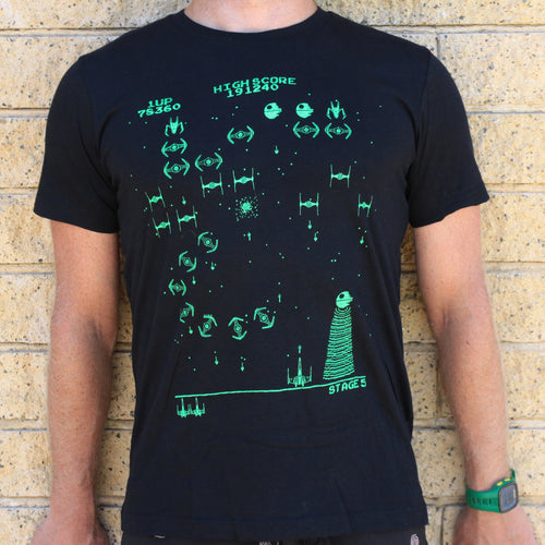 STAR WARS T Shirt by SAXTEES