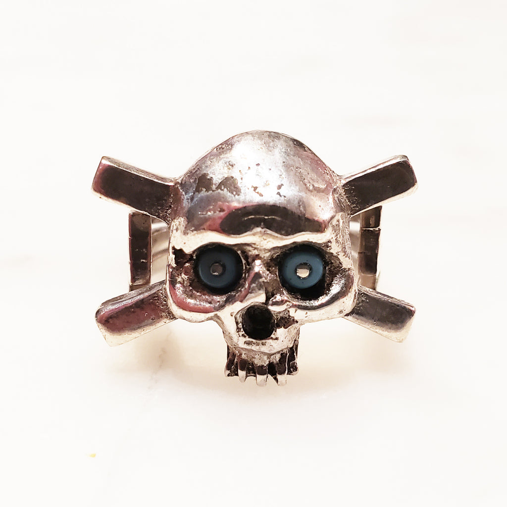 SIGNATURE SKULL RING - TRINKET EYES