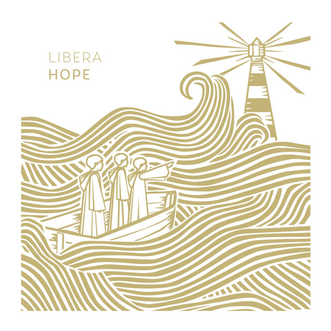 Libera Hope - White Vinyl - Exclusive Deluxe Limited with Gatefold Sleeve (PRE ORDER - Available 15th December 2017)