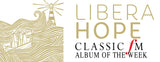 Libera Hope - White Vinyl - Exclusive Deluxe Limited with Gatefold Sleeve