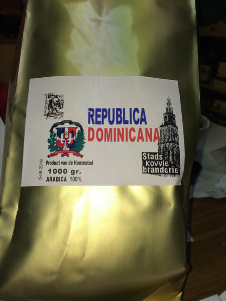 Copy of Republica Dominicana  Fingerprint (4kg) incl btw en verzend kosten