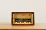 "Radio Bluetooth Vintage ""Champion Radio 6256"" - 1952"