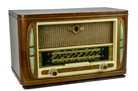 "Radio Bluetooth Vintage ""Phenix"" - 1957"