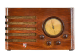 "Radio Bluetooth Vintage ""Lincoln"" - 1935"