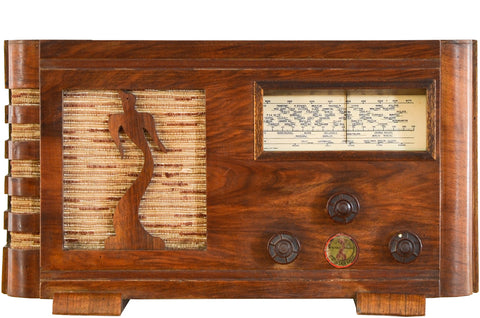 "Radio Bluetooth Vintage ""Sonneclair"" - 1940"