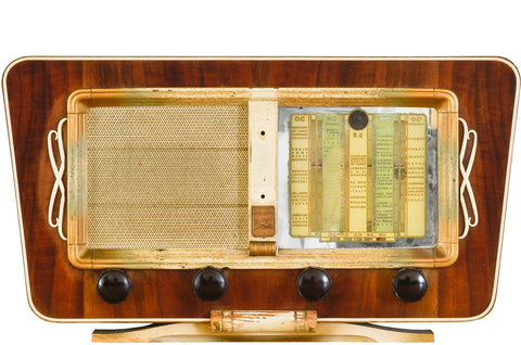 "Radio Bluetooth Vintage ""Sonolor"" - 1950"