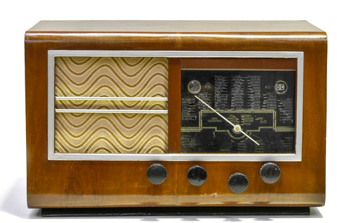 "Radio Bluetooth Vintage ""Elis"" - 1938"