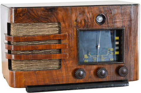 "Radio Bluetooth Vintage ""LARRIEU AL27"" - 1937"