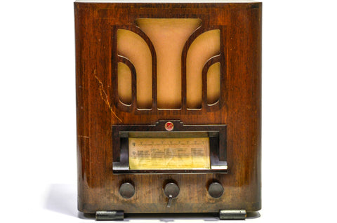 "Radio Bluetooth Vintage ""Philips 535A"" - 1935"