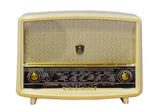"Radio Bluetooth Vintage ""Philips B4F70"" crème - 1960"