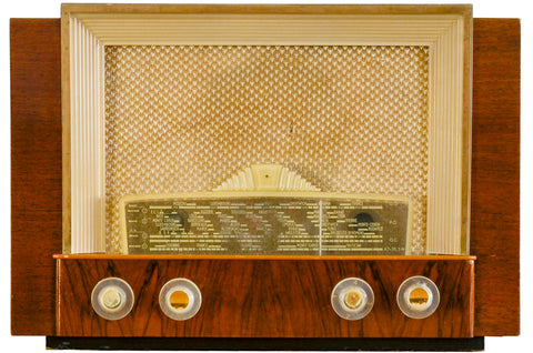 "Radio Bluetooth Vintage ""Philips BF406A Capella"" - 1950"