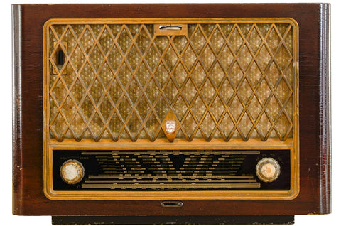 "Radio Bluetooth Vintage ""Philips BF442A"" - 1954"