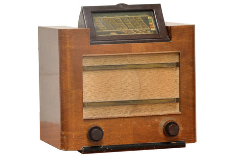 "Radio Bluetooth Vintage ""Philips Prélude 456A"" - 1936"