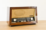 "Radio Bluetooth Vintage ""Point Bleu Etna"" - 1959"