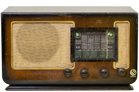 "Radio Bluetooth Vintage ""Janfred"" - 1939"
