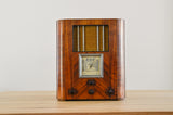 "Radio Bluetooth Vintage ""Radio Agence Super5"" - 1936"