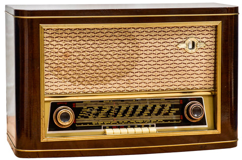 Radio Bluetooth Vintage de 1956