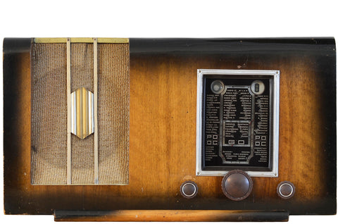 "Radio Bluetooth Vintage ""Radio Charme"" - 1938"