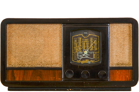 "Radio Bluetooth Vintage ""Ténor TLA"" - 1938"