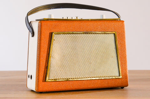 "Transistor Bluetooth ""Radio Joie et Satisfaction"" - 1960"