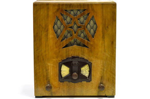 "Radio Bluetooth Vintage ""Dehay"" - 1933"