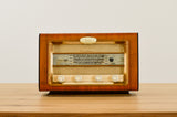 "Radio Bluetooth Vintage ""SONNECLAIR Ruban Vert"" - 1952"
