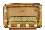 "Radio Bluetooth Vintage ""Spring 53"" - 1953"