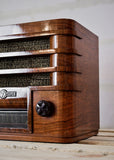 "Radio Bluetooth Vintage ""braun super 7"" - 1935"