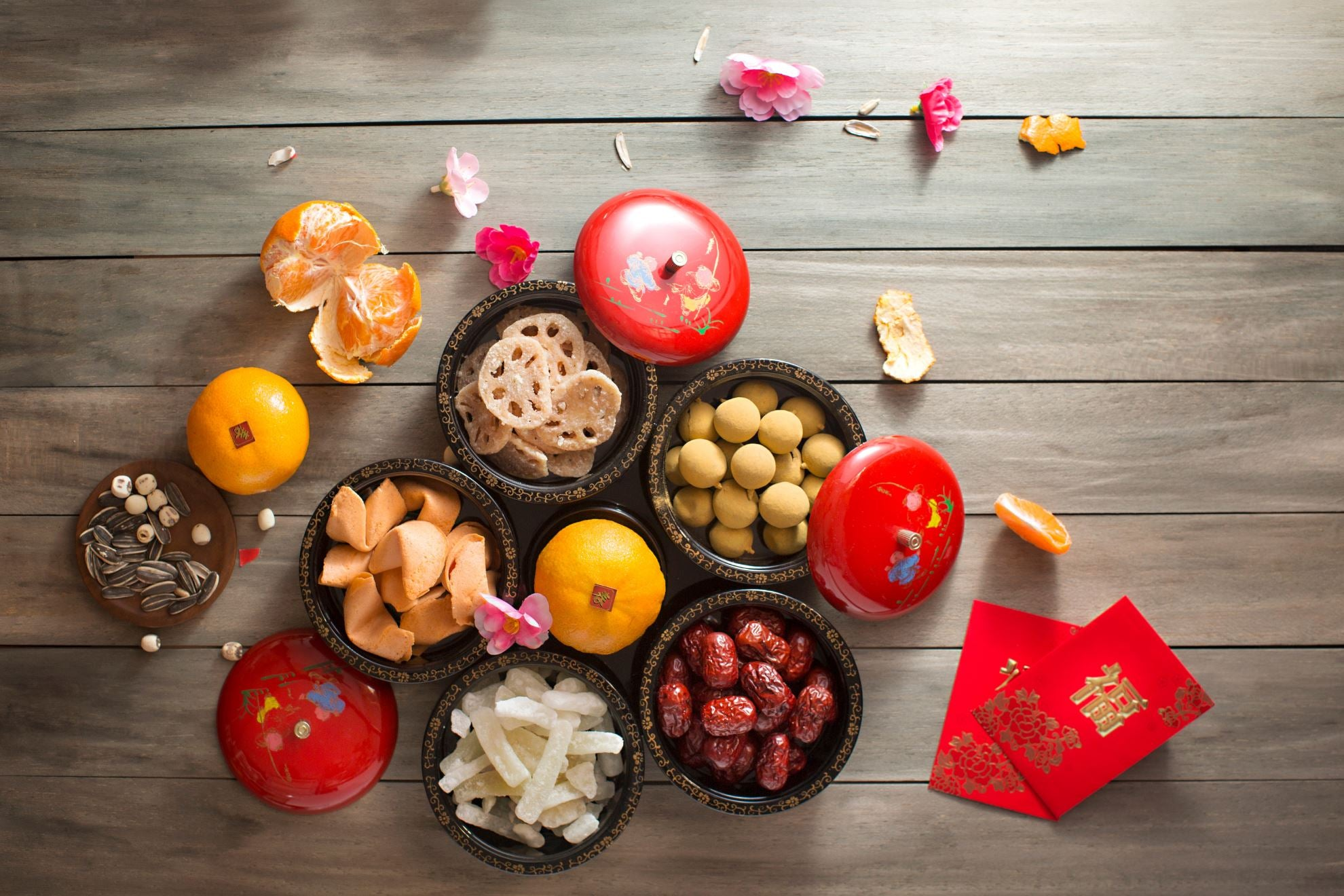 THE BEST WINE PAIRINGS FOR CNY - LET US START THE YEAR OF THE OX WITH THE RIGHT FOOD AND WINE!