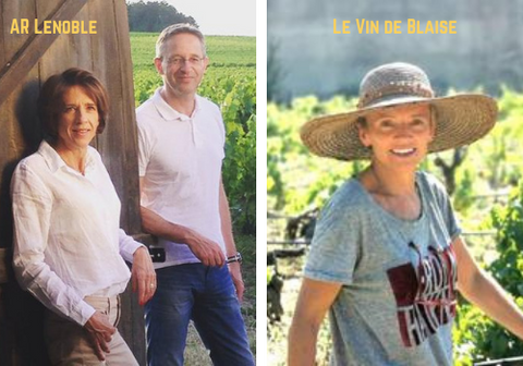 French winemakers
