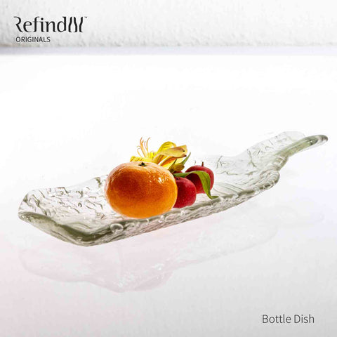 Serving Dish White