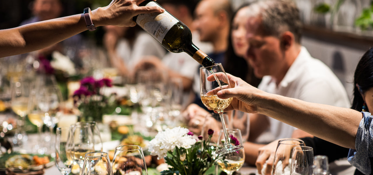 Brown Bag Wines Events