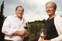 Alberto and Claudia of Podere Pradarolo