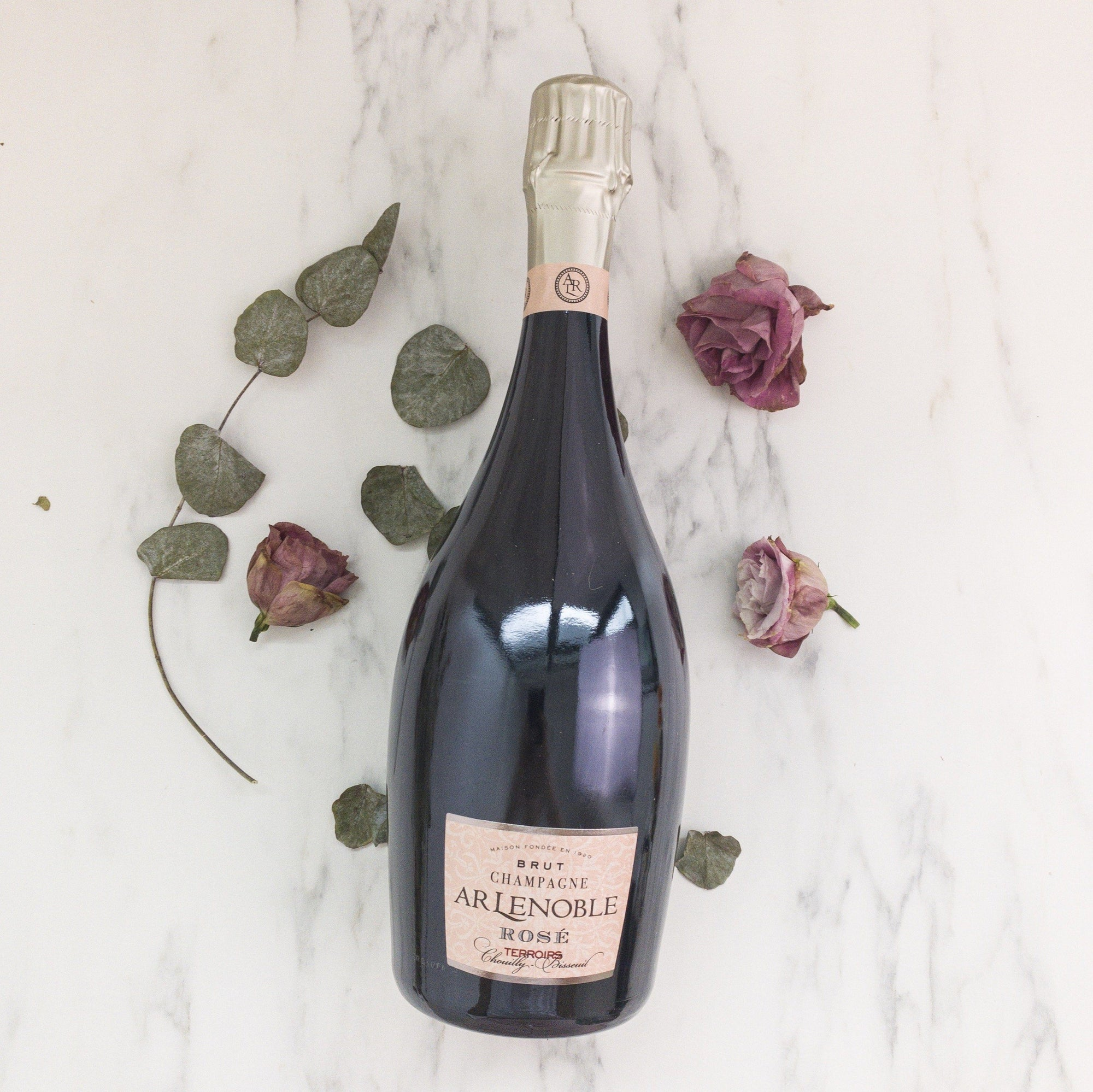 This French Rose Champagne is full of orchard blossom, biscuit and cherry notes
