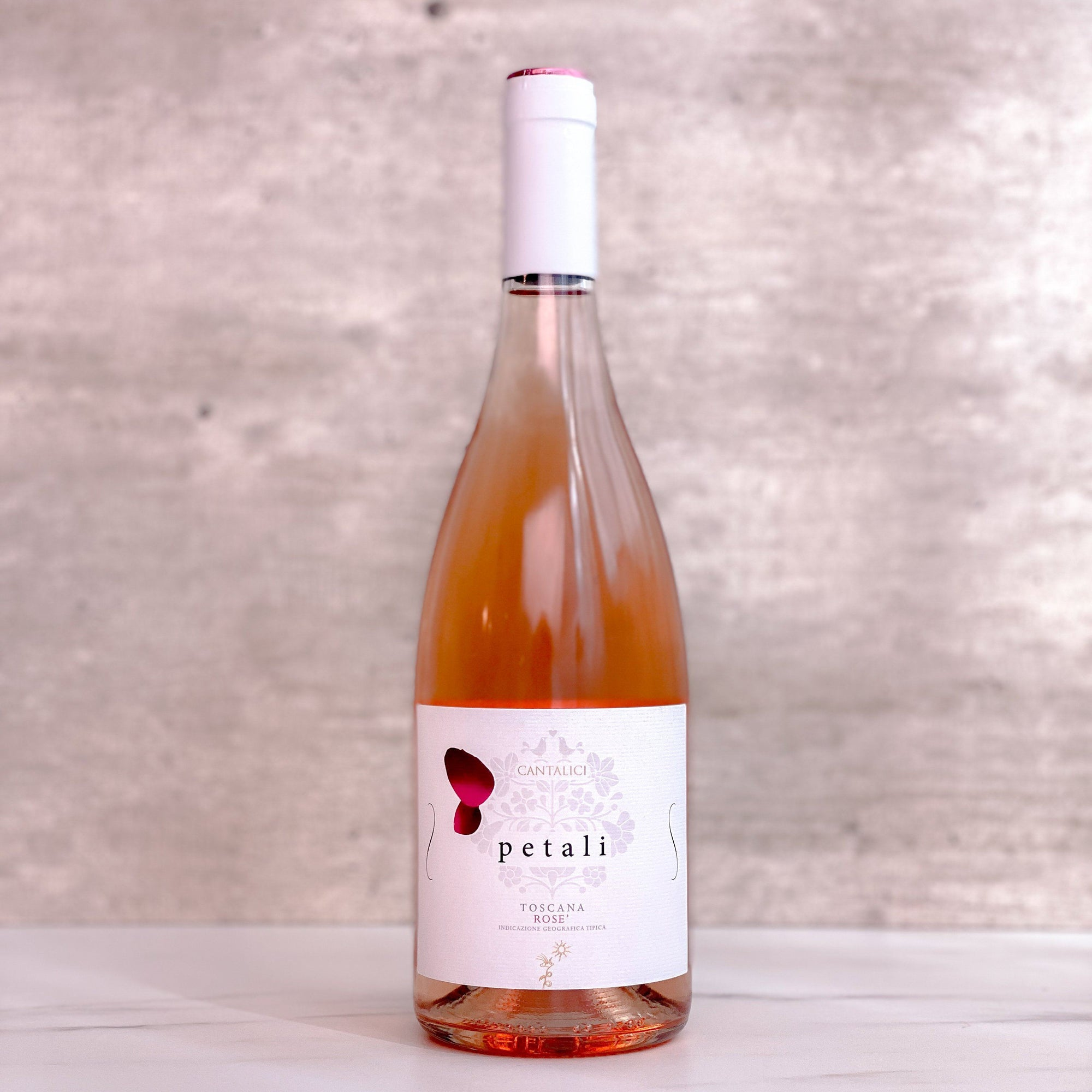 Petali Rosé | Sangiovese | Italy | 2019 Rose Wine Brown Bag Wines