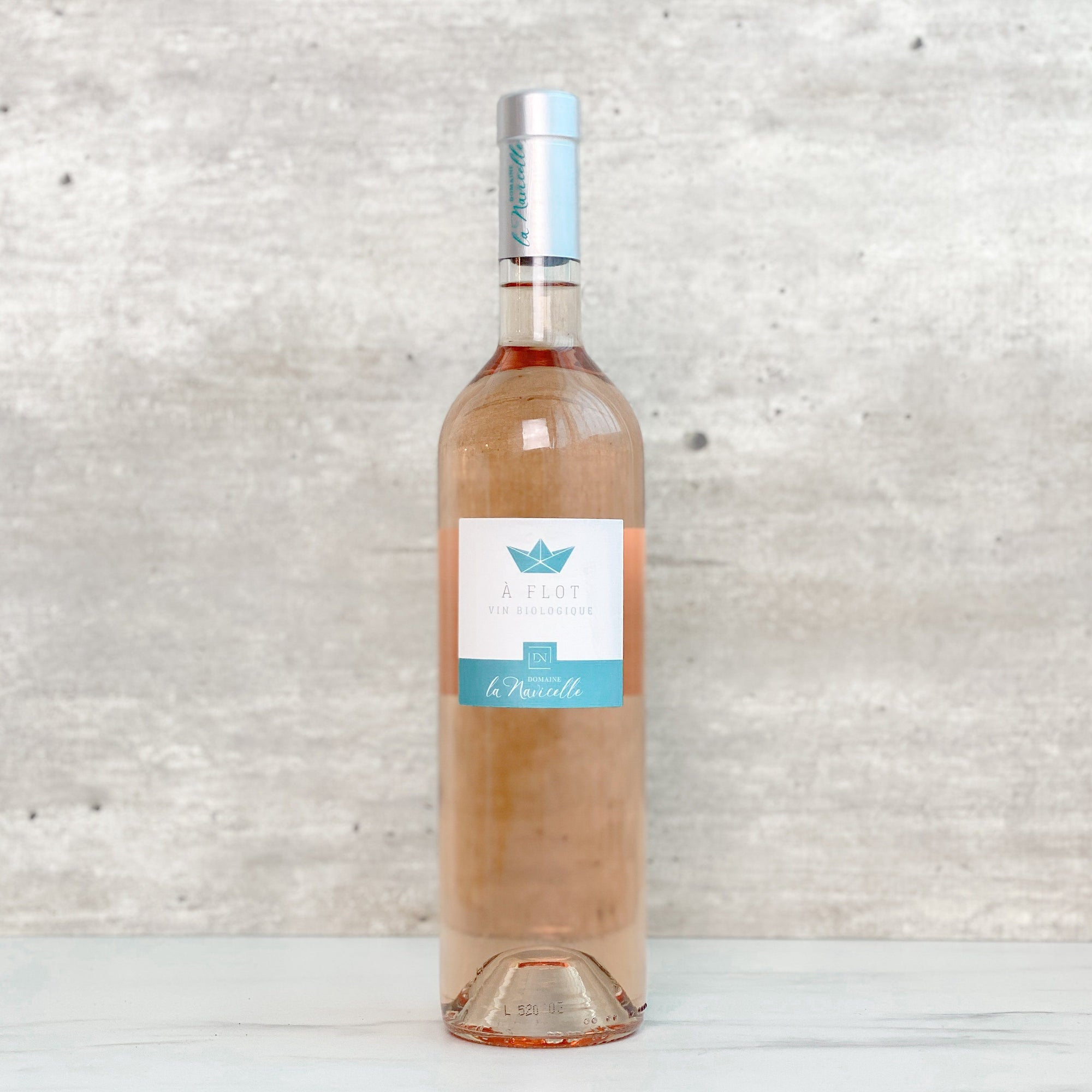 À Flot Rosé | Cinsault Blend | France | 2019 Rose Wine Brown Bag Wines