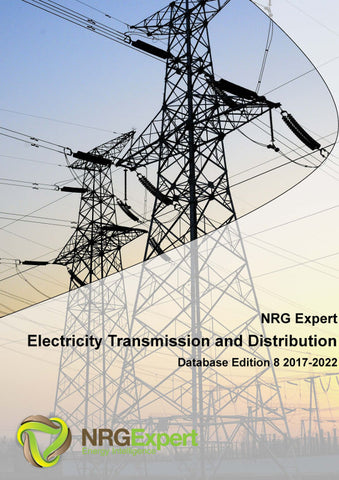 Electricity Transmission and Distribution Database - 2018