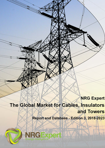 The Global Market for Cables, Towers & Insulators Report and Database - Edition 3, 2019
