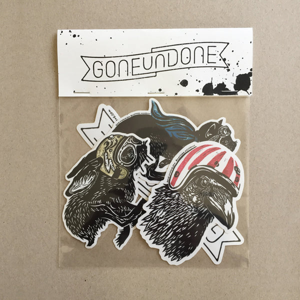 Stickers - Wild Ones Sticker Pack