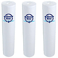 4.5 x 20 Dirt Sediment Water Filter Cartridges
