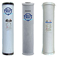 4.5 x 20 Carbon Block Water Filter Cartridges