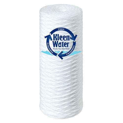 Aqua-Pure AP814 Compatible Filter, Dirt Rust Sediment Water Filter - Kleenwater