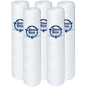 Five 3M Aqua-Pure AP-814-2 Compatible Water Filter Cartridges
