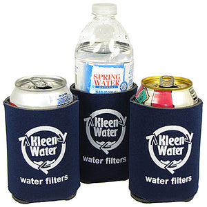 Three KleenWater Insulated Can / Water Bottle Holders