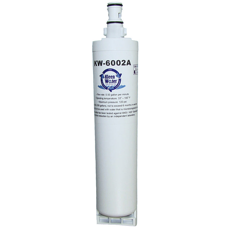 Whirlpool 4392922 Refrigerator Replacement Water Filter - Kleenwater
