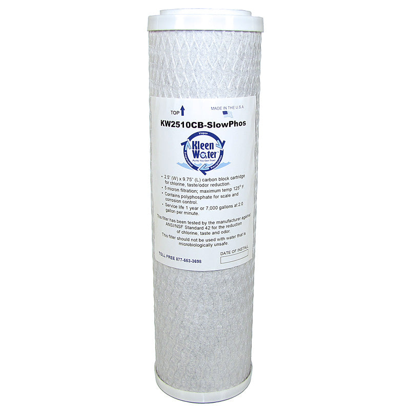 Aquios RCFS120 Compatible Replacement Water Filter by KleenWater
