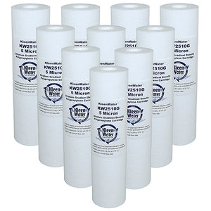 Ten Watts Premier 560035 Compatible Water Filter Cartridges